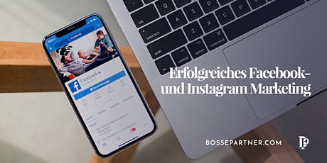 Erfolgreiches Facebook- & Instagram Marketing Tickets