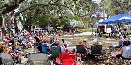 Music in Parks: Folk in the Park tickets
