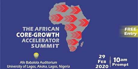 The African Core-Growth Accelerator Summit tickets