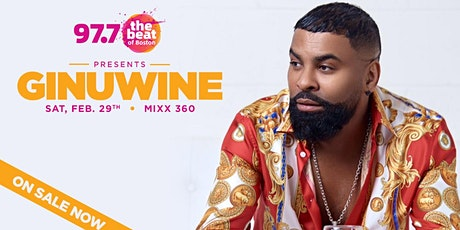 97.7 The Beat Presents Ginuwine tickets