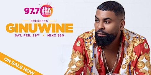 97.7 The Beat Presents Ginuwine