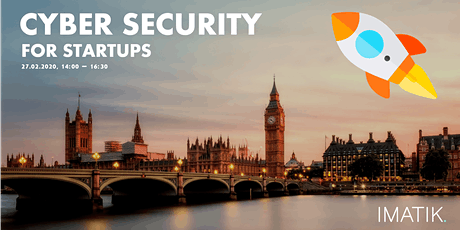 Cyber Security for Startups tickets