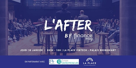 L'After by Finance Mag billets