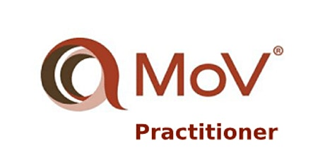 Management of Value (MoV) Practitioner 2 Days Training in Paris tickets
