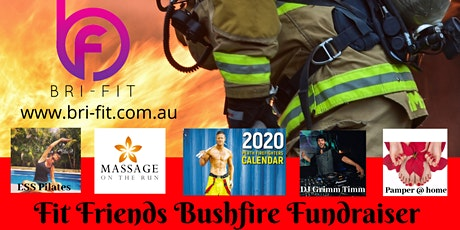 Fit Friends Bushfire Fundraiser tickets