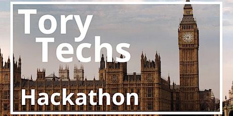 ToryTechs Hackathon #1 tickets