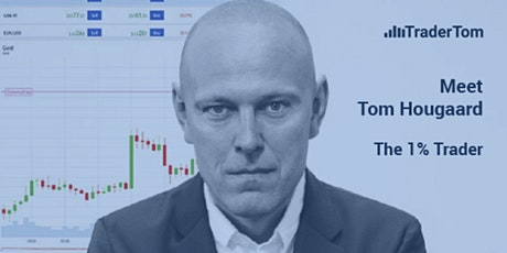 Meet Tom Hougaard the 1% Trader tickets