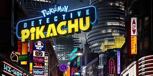 Community Screening of Detective Pikachu