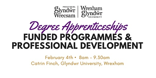 Degree Apprenticeships - Funded Programmes & Professional Development.