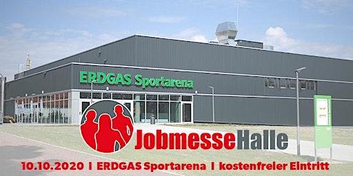 8. Jobmesse Halle/ S.
