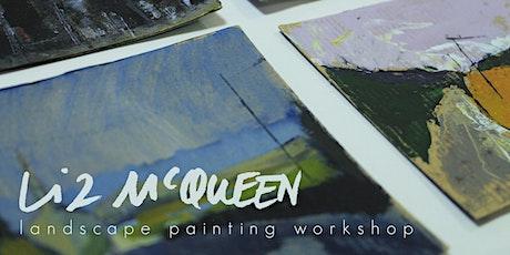 Landscape Painting Workshop with Artist Liz McQueen tickets