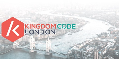 Kingdom Code London: Church Through a Tech Lens tickets