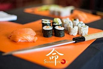Atelier sushi de niveau débutant billets