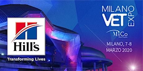 Domenica 8 - Relazione 18:00 - 18:40 - Milano Vet Expo 2020 tickets