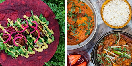 Zouk Tea Bar X Herbivorous Veganuary Spectacular with Manchester Wire tickets