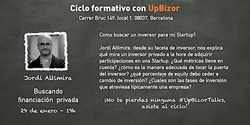 STARTitUP ciclo formativo con UpBizor