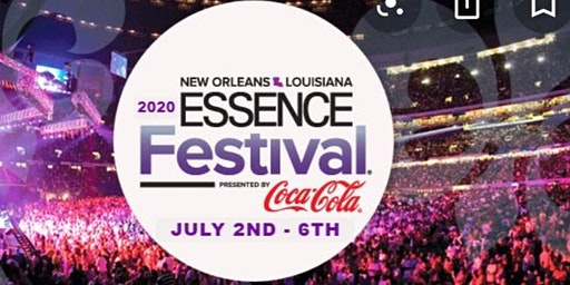 $499 Essence Festival 2020 - 1 King Bed/Air