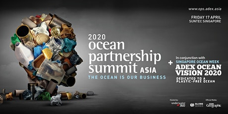 Ocean Partnership Summit Asia 2020 tickets