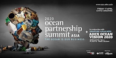 Ocean Partnership Summit Asia 2020 tickets