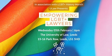 Empowering LGBT+ Lawyers tickets