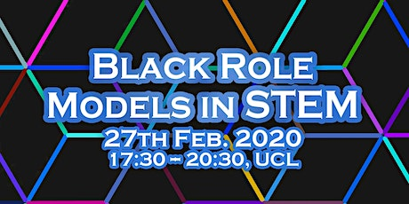 Black Role Models in STEM tickets