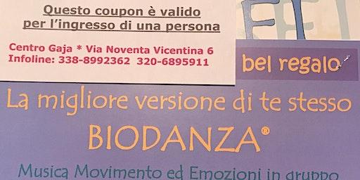 Diventa chi sei! Sessione aperta e gratuita di Biodanza a Vicenza