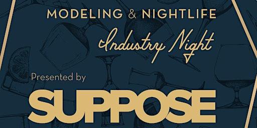 Modeling & Nightlife Industry Night - Downtown Sacramento @ Revival