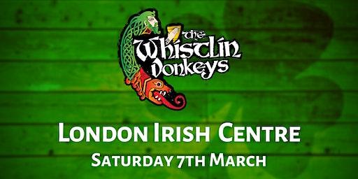 The Whistlin' Donkeys - London Irish Centre