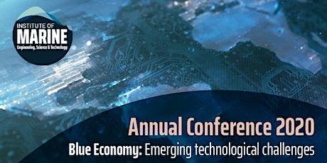 Virtual Delegate @ IMarEST Annual Conference 2020 tickets