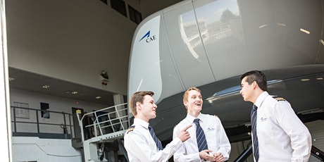 CAE Become a Pilot Career Day - Brussels tickets