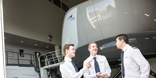 CAE Become a Pilot Career Day - Brussels