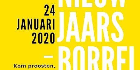 JNO Nieuwjaarsborrel tickets
