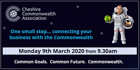 One small step... connecting your business with the Commonwealth tickets
