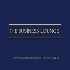 The Business Lounge 'not just networking' business support groups logo