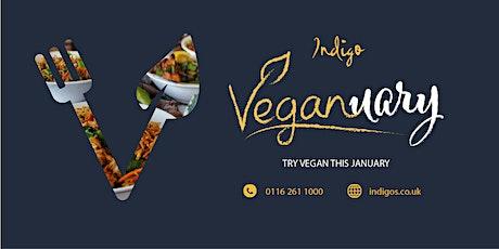 Indigo Veganuary (free event) tickets