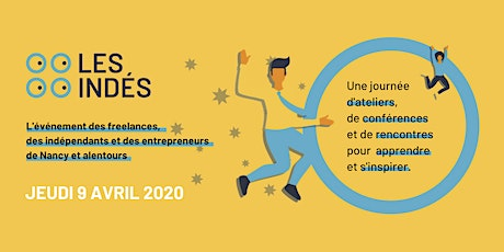 Les Indés Nancy 2020 tickets