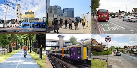 Birmingham Transport Plan stakeholder event 2 tickets