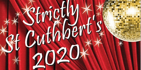 Strictly St Cuthbert's 2020 tickets