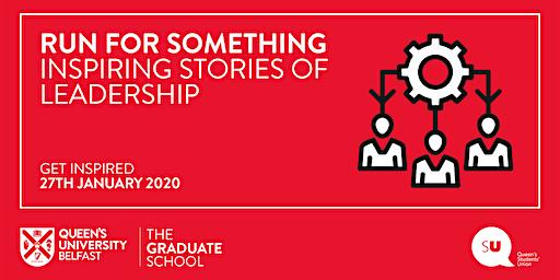 Run For Something- Inspiring Stories of Leadership