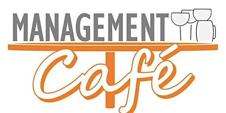 """Management Café - """"Non aux déchets, oui aux ressources"""" billets"""
