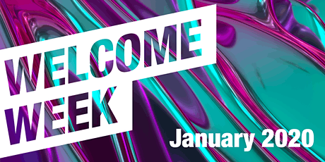 Aston January Welcome Week 2020 tickets