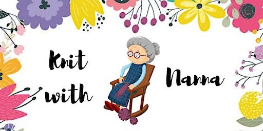 Half-term Workshop for Kids: Knit with Nanna