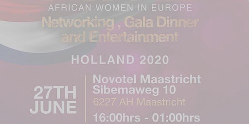 African Women in Europe Holland Networking Event