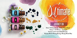 OILtimate - Journey On. Young Living Hong Kong & Macau