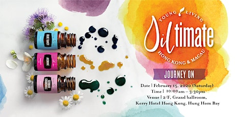 OILtimate - Journey On. Young Living Hong Kong & Macau tickets