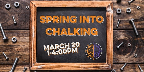 Spring into Chalking tickets