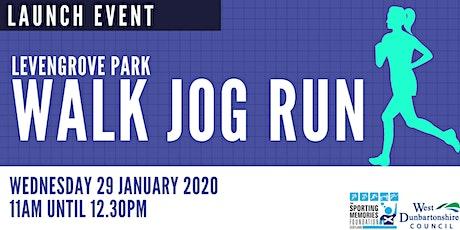 Levengrove Park  Walk, Jog, Run Launch Event  tickets
