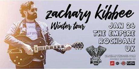 Zachary Kibbee -  Winter tour UK 2020 tickets