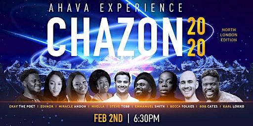 ```````````Ahava Experience CHAZON