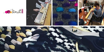 Beginner Knitting Machine Workshop